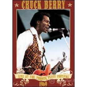 Chuck Berry. Live at the Toronto Peace Festival 1969