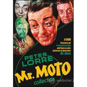 Mr. Moto Collection (Cofanetto 4 dvd)