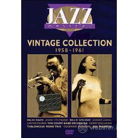 Jazz Masters. Vintage Collection 1958 - 1961