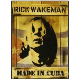 Rick Wakeman. Made In Cuba