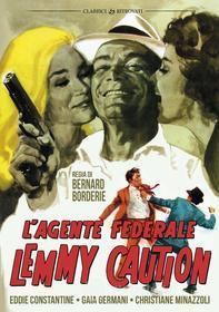 L'Agente Federale Lemmy Caution
