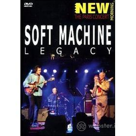 Soft Machine. Legacy. The Paris concert. The 40th Year Jubilee Celebration