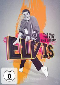 Elvis Presley. The Man, The Life, The Legend