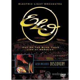 ELO. Electric Light Orchestra. Live at Wembley + Discovery