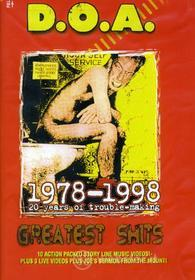 Doa - Greatest Shits 1978-1998
