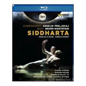 Bruno Mantovani. Siddharta (Blu-ray)