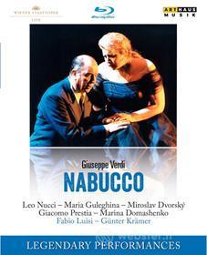 Giuseppe Verdi. Nabucco (Blu-ray)