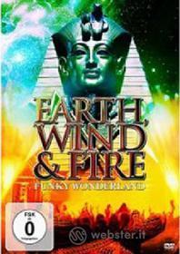 Earth, Wind & Fire. Funky Wonderland