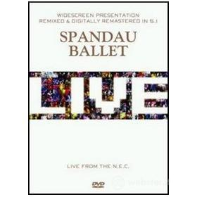 Spandau Ballet. Live from the N.E.C.