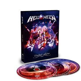 Helloween - United Alive (2 Blu-Ray) (Blu-ray)