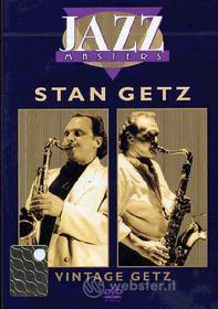 Jazz Master. Stan Getz. Vintage Getz