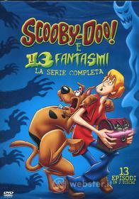Scooby-Doo. I 13 fantasmi di Scooby-Doo (2 Dvd)
