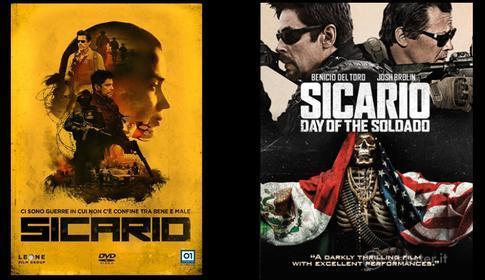 Sicario / Soldado (2 Dvd+Booklet)