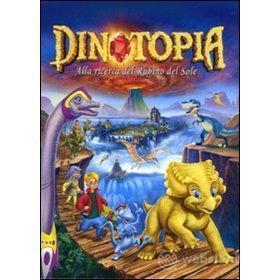 Dinotopia. Alla ricerca del Rubino del Sole