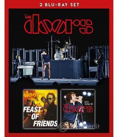 The Doors - Feast Of Friends/Live At The Hollywood Bowl (2 Blu-Ray) (Blu-ray)