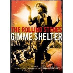 The Rolling Stones. Gimme Shelter. Altamont 1969