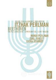 Itzhak Perlman conducts the Israel Philharmonic Orchestra