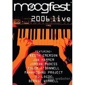 Moogfest 2006. Live