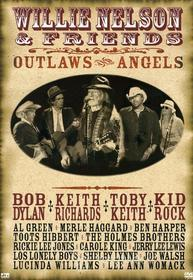 Willie Nelson - Willie Nelson & Friends Outlaws & Angels