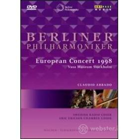 Berliner Philharmoniker. European Concert 1998