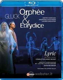 Christoph Willibald Gluck - Orphee Et Eurydice (Blu-ray)
