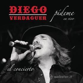 Diego Verdaguer - Pideme En Vivo (Blu-ray)