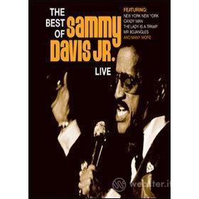 Sammy Davis Jr. The Best of Sammy Davis Jr. Live