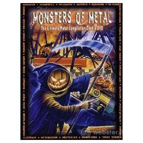 Monsters of Metal(Confezione Speciale 2 dvd)