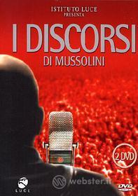 I discorsi di Mussolini (2 Dvd)