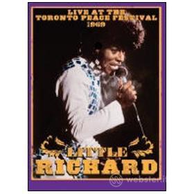 Little Richard. Live at the Toronto Festival 1969