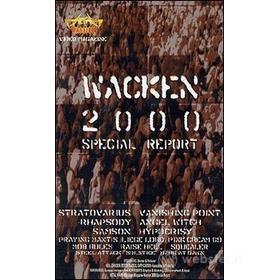 Wacken 2000. Metal Warriors