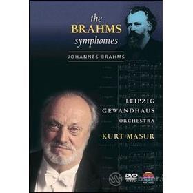 Johannes Brahms. The Brahms Symphonies (2 Dvd)