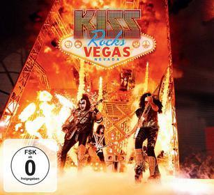 Kiss - Kiss Rocks Vegas/Ltd.Dvd+ (2 Dvd)