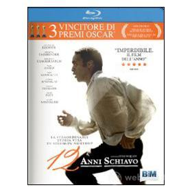 12 anni schiavo (Blu-ray)