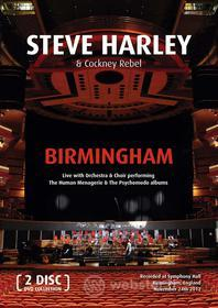 Steve Harley & Cockney Rebel - Birmingham (2 Dvd)