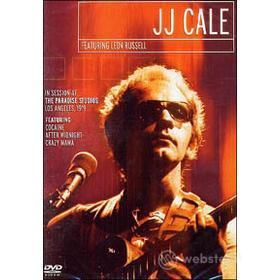 J. J. Cale featuring Leon Russell. Live in Session