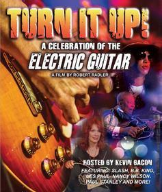 Turn It Up A Celebration Of The Electric (Blu-ray)