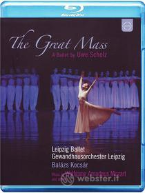 Wolfgang Amadeus Mozart. The Great Mass. A Ballet by Uwe Scholz (Blu-ray)