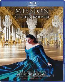Cecilia Bartoli. Mission (Blu-ray)