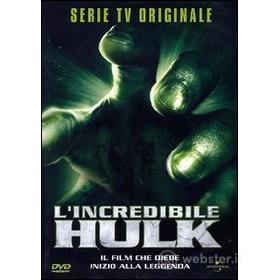 L' incredibile Hulk. Serie tv originale. L'inizio di una leggenda