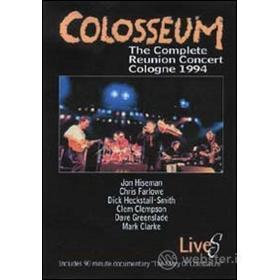 Colosseum. Reunion Concert Cologne 1994