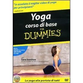 For dummies. Yoga corso base for dummies