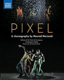 Merzouki - Pixel (Blu-ray)