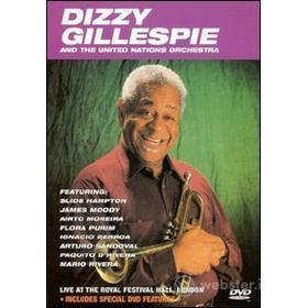Dizzy Gillespie at the Royal Festival