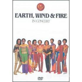 Earth, Wind & Fire. In Concert