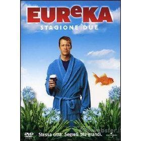 Eureka. Stagione 2 (3 Dvd)