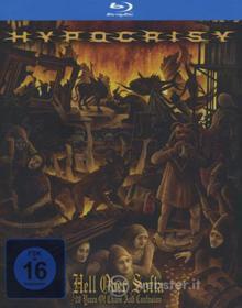 Hipocrisy - Hell Over Sofia - 20 Years Of Chaos (Blu-Ray+2 Cd) (3 Blu-ray)