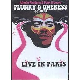 Plunky & Oneness of Juju. Live in Paris