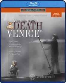 Benjamin Britten. Morte a Venezia (Blu-ray)
