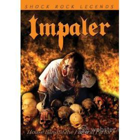Impaler. House Band At The Funeral Parlor